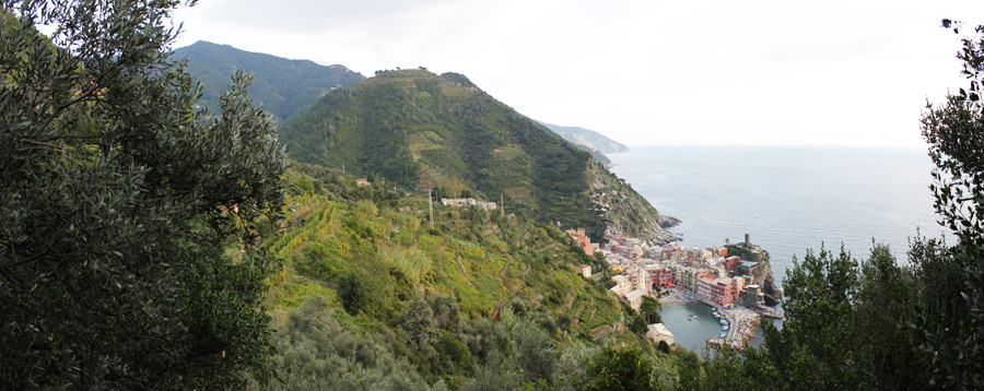 Hiking the Cinque Terre