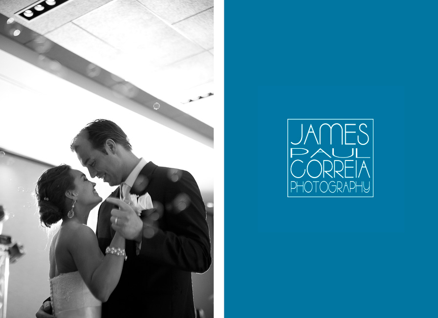 Midtown Sporting Club Montreal Wedding Photographer first dance