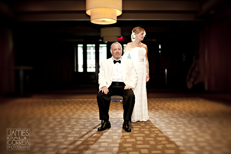 Hotel Nelligan Montreal Wedding Photographer bride and groom photo session