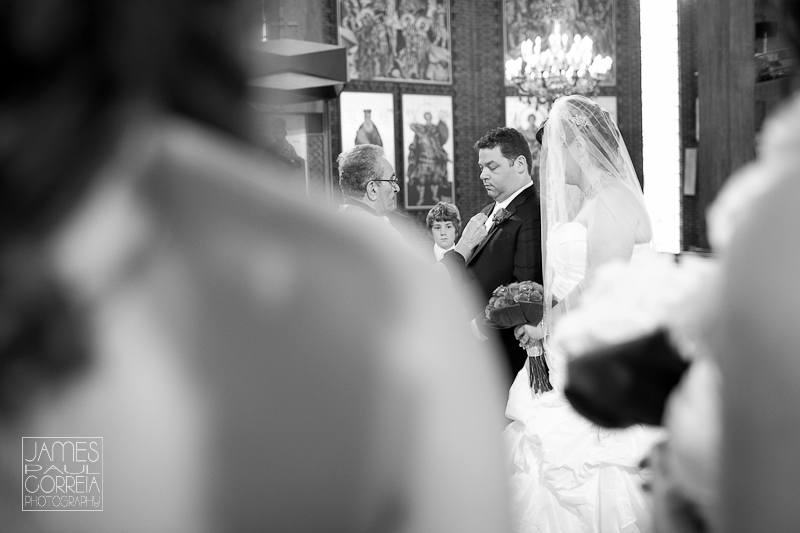 Georges Basilica Wedding Photographer ceremony
