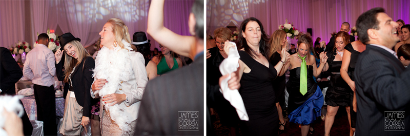 chateau royal montreal wedding photographer reception dancing