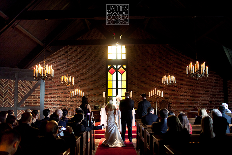 Old Mill Inn chapel Wedding Photographer