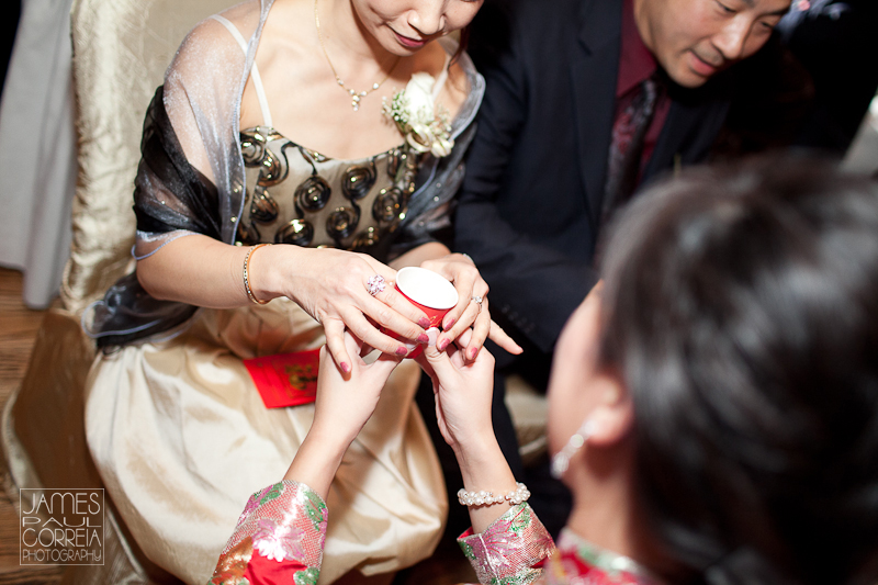 Toronto chinese tea ceremony Photographer