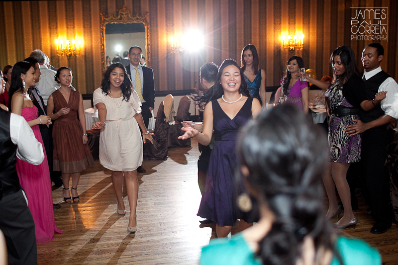 Old Mill Inn crazy reception dance