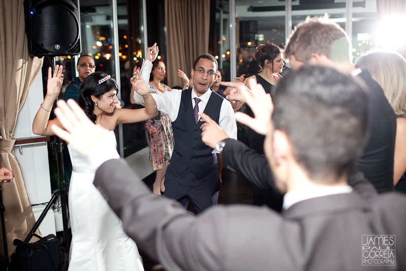 Atlantis Pavillions Toronto Wedding Photographer dancing time