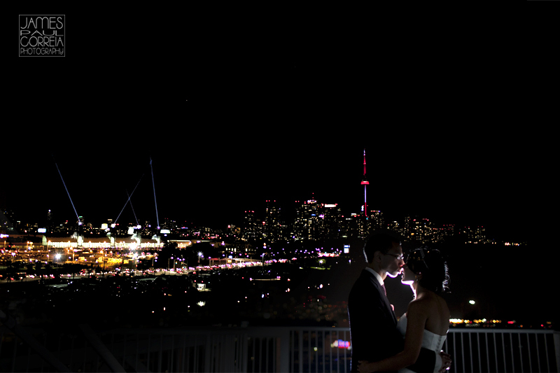 Toronto city landscape Wedding Photographer