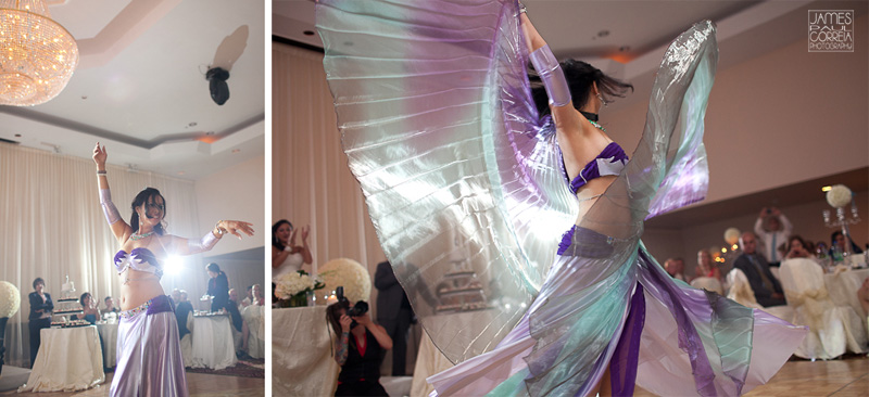 belly dancing Montreal wedding photographer