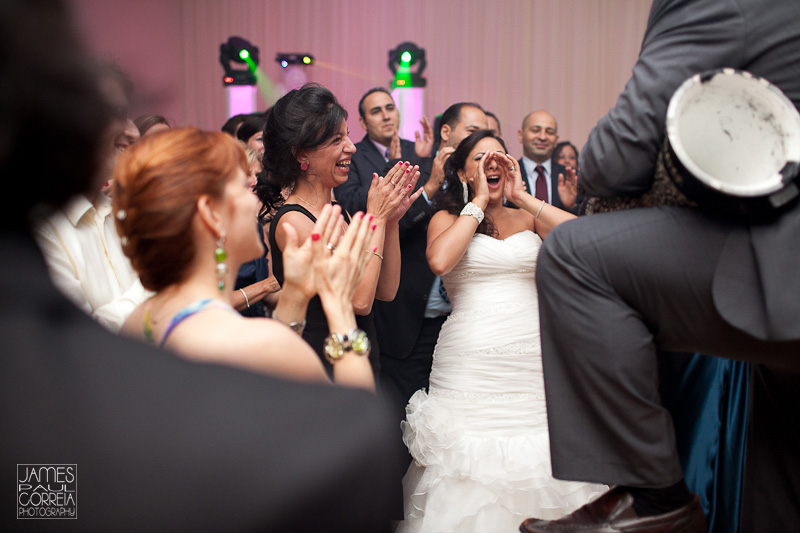 La Plaza Holiday Inn Montreal Toronto wedding photographer 31