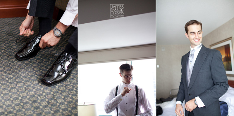 La Plaza Holiday Inn Montreal Toronto wedding photographer 4