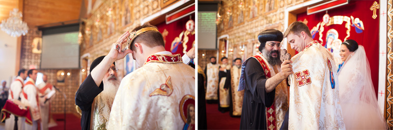 Coptic Orthodox Eqyptian ceremony Wedding Photography