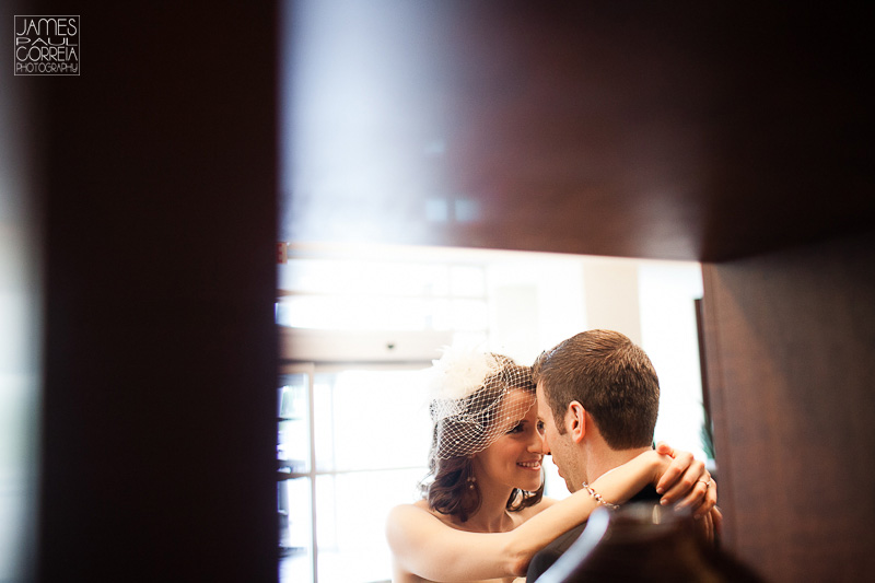 novotel Montreal Wedding Photography creative session