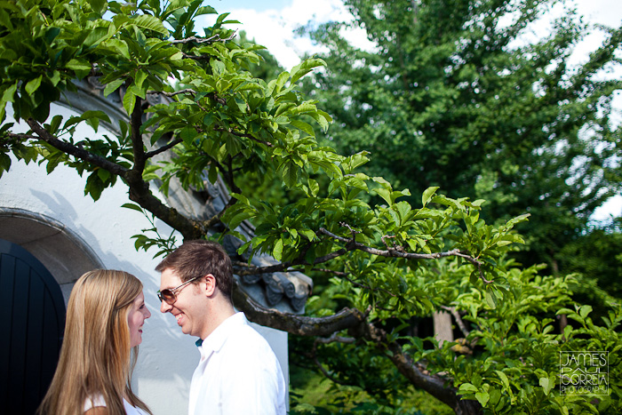 fine art creative Wedding Photographer Botanical Gardens
