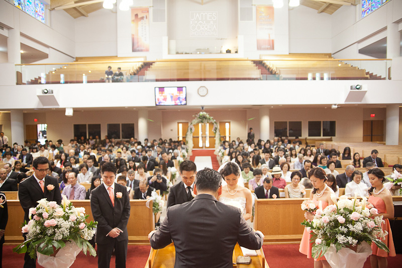 YoungNak korean presbyterian Wedding Photographer