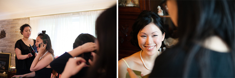 Hannah Chang Hair Markham Wedding Photographer