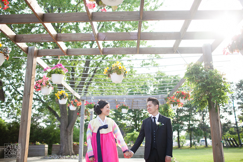 chinese korean hanbok Toronto Wedding Photographer