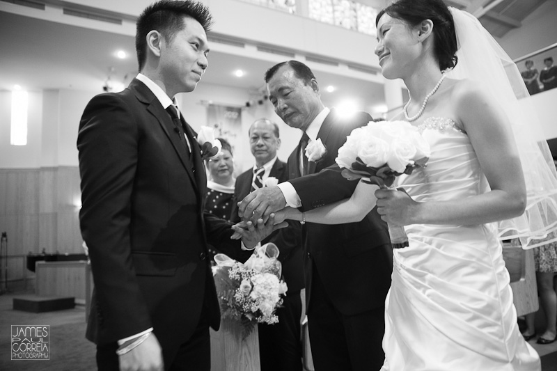 youngNak Toronto Wedding ceremony Photographer
