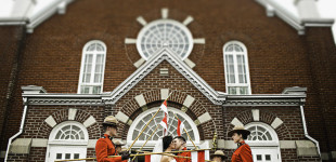 Hudson Wedding Photographer Mountie chateau vaudreuil
