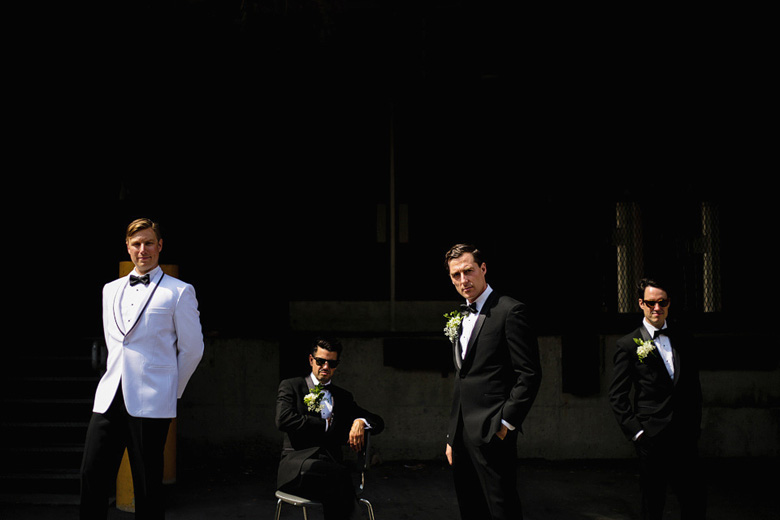 montreal wedding photographer groomsmen