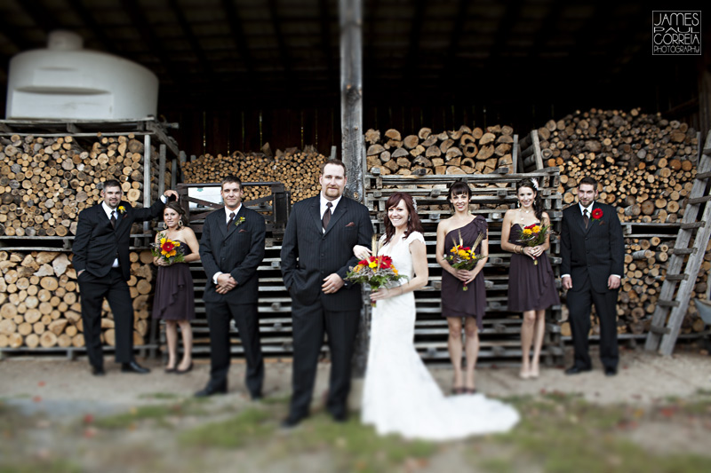 Havelock Hermine hipster Wedding Photographer bridal party photos