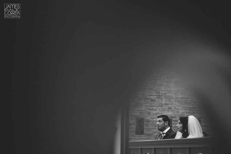 Toronto italian christian ceremony Wedding Photographer