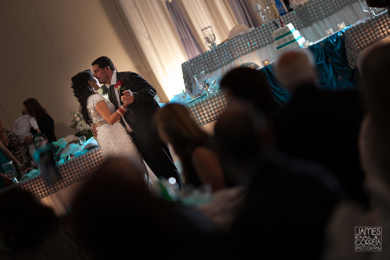 Toronto Riviera Parque Woodbridge first dance