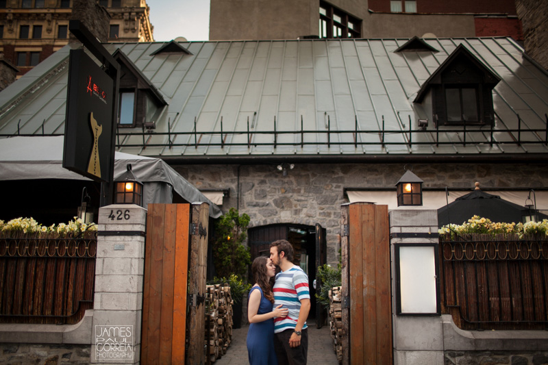 Montreal Old Port wedding Photographer