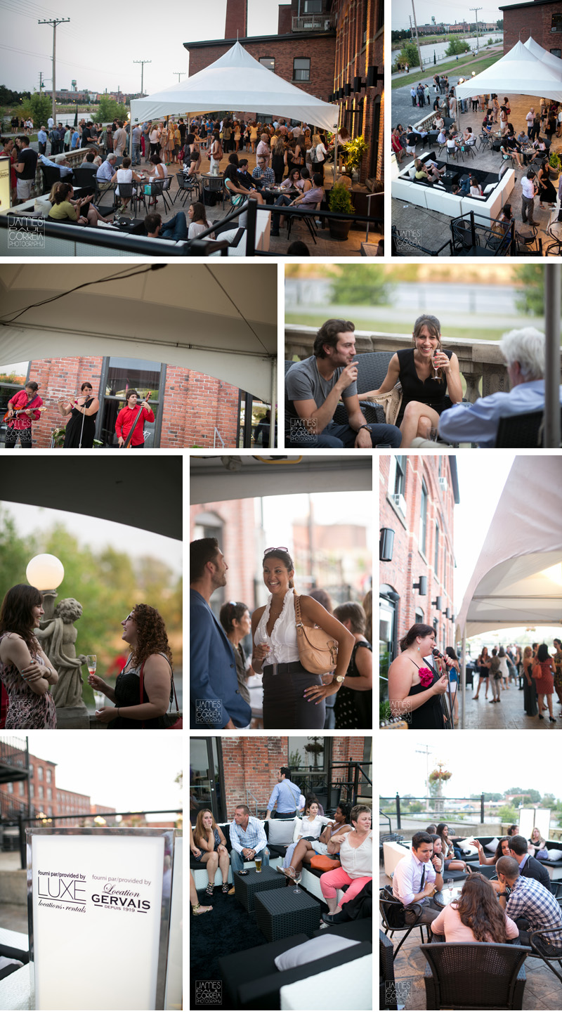 Love Share Events Espace Canal L Ambroisie Montreal Wedding Photography 11 James Paul