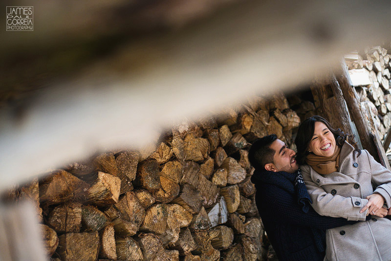 montreal-engagement-photographer-cabane-sucre-rigaud