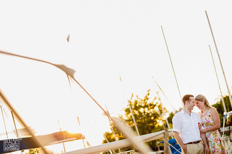 Beaconsfield Yacht Club Wedding Photographer