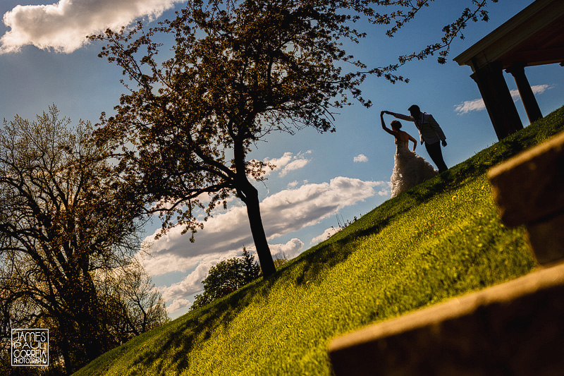 editorial Montreal Wedding Photographer at Stewart Hall Art Gallery