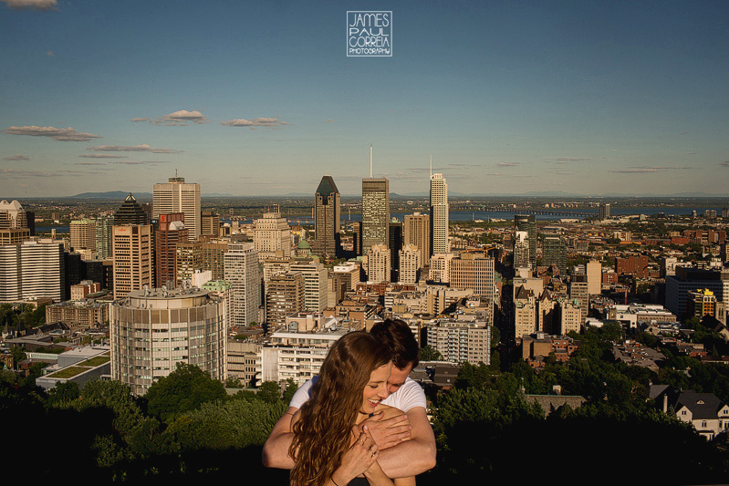 Montreal Mont Royal Belvedere Photographer