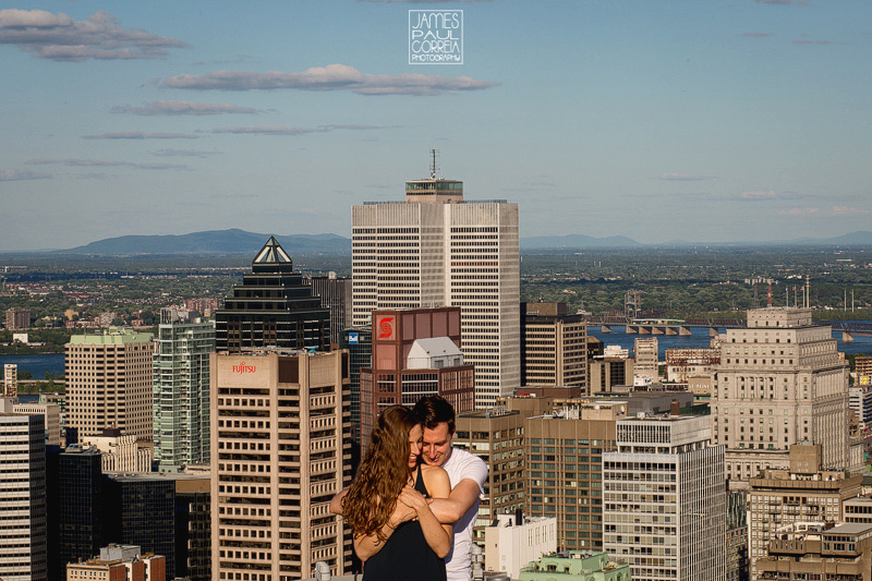 Montreal Mont Royal Lookout Photography