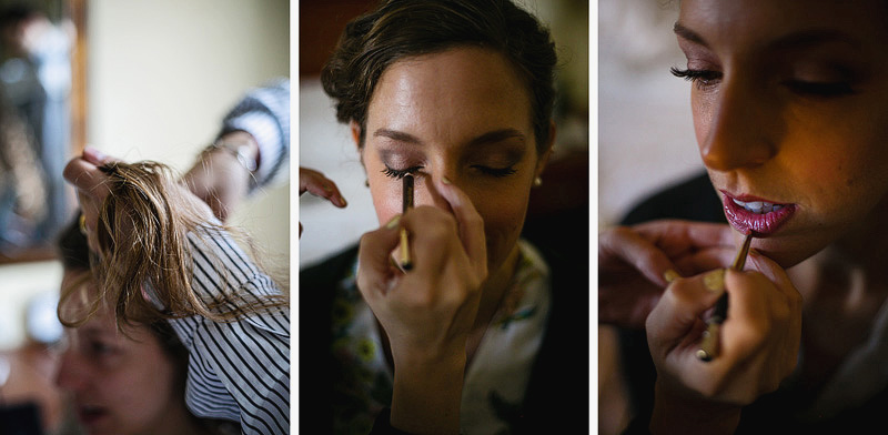 hilton montreal wedding photographer bridal makeup