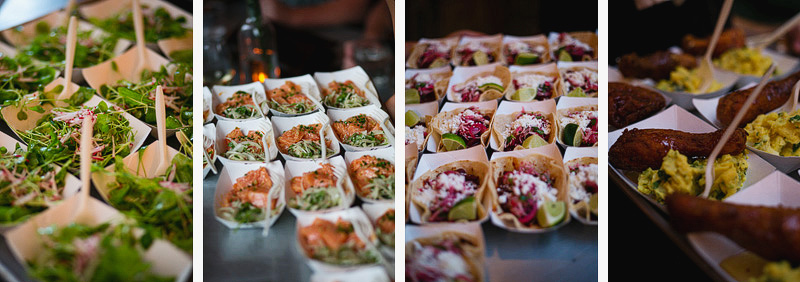 grumman tacos montreal wedding reception venue food