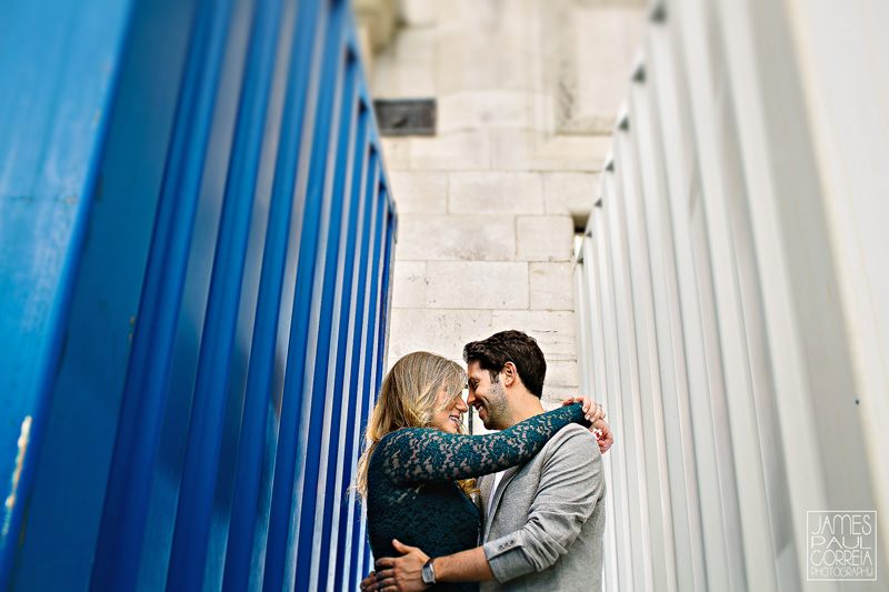 mcgill campus couple engagement session