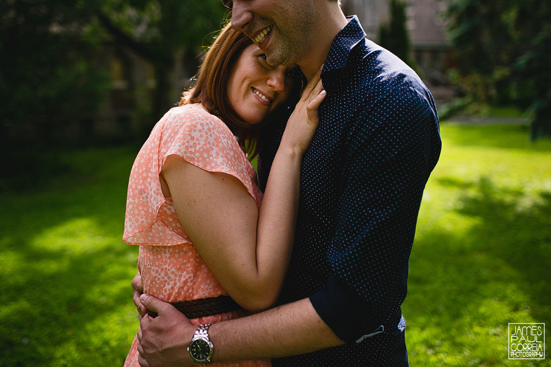 Montreal plateau engagement photographer