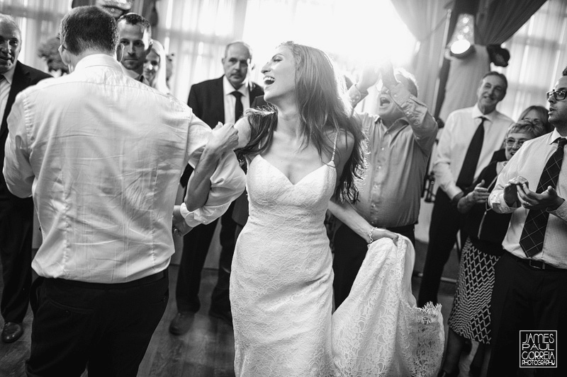 jewish wedding photographer dancing