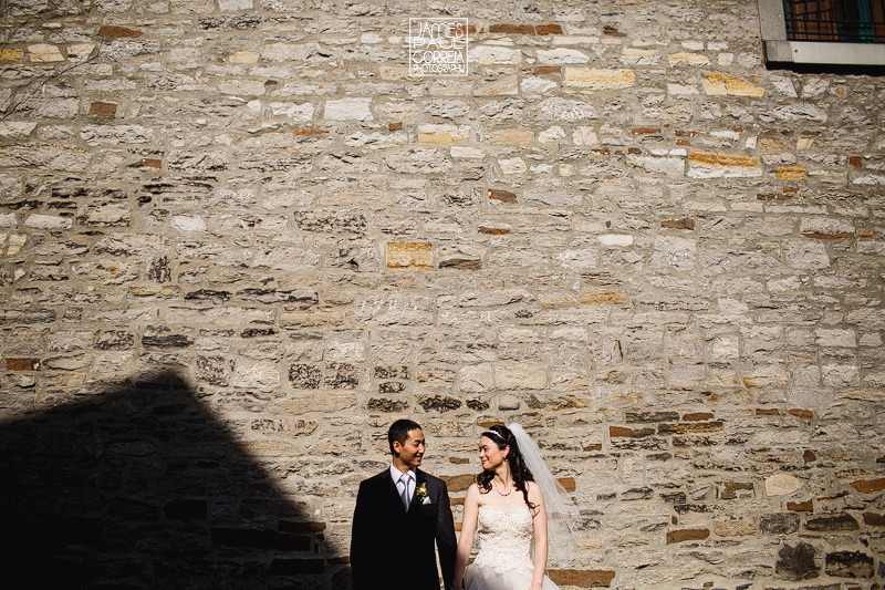 old montreal creative wedding photographer