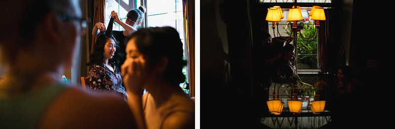 canmore mystic springs wedding photographer bridal makeup