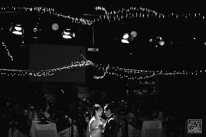 canmore first dance photography