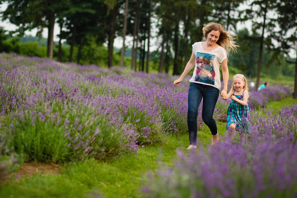 Lavender Family Sessions