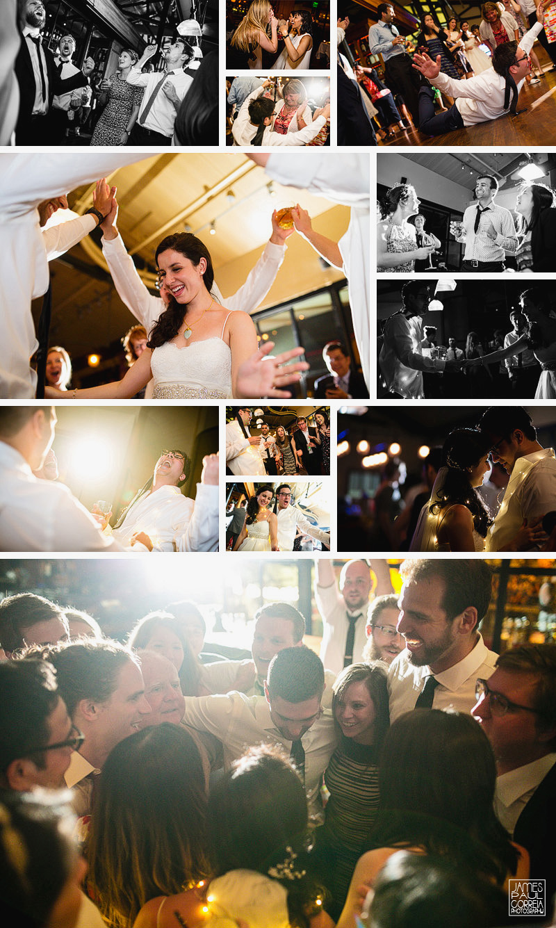 bistro boudin wedding dancing photographer
