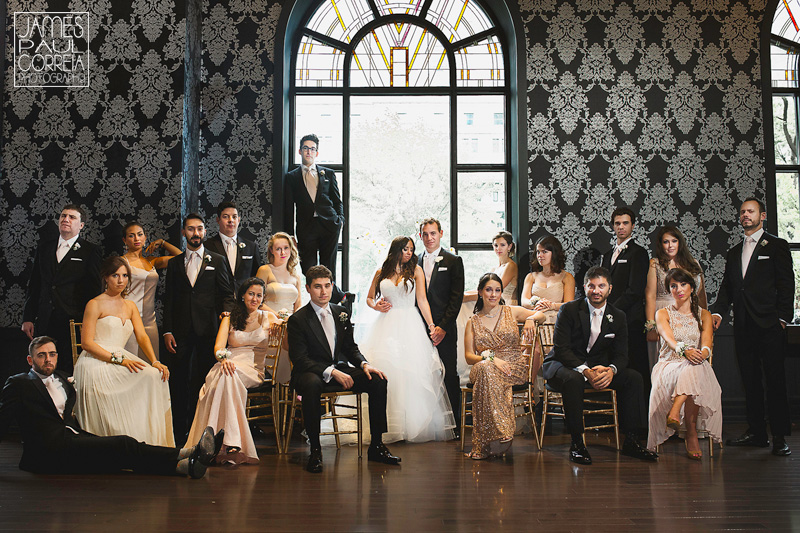 windsor ballrooms montreal bridal party photography 009