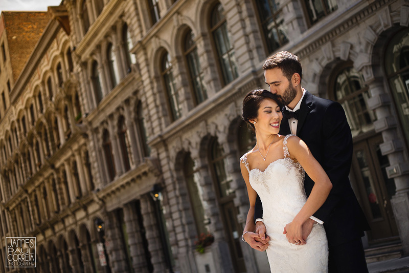 old montreal wedding photographer bride groom