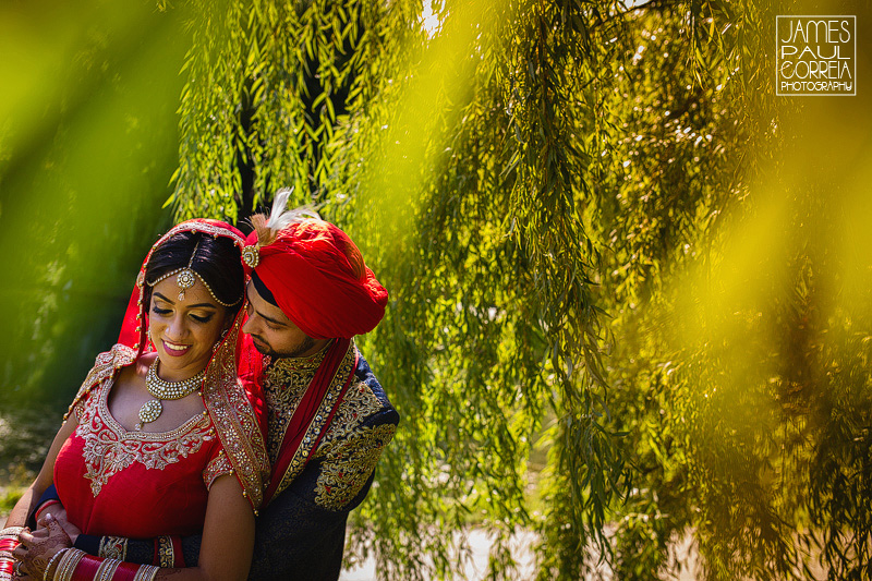 toronto sikh photographer bridal portraits