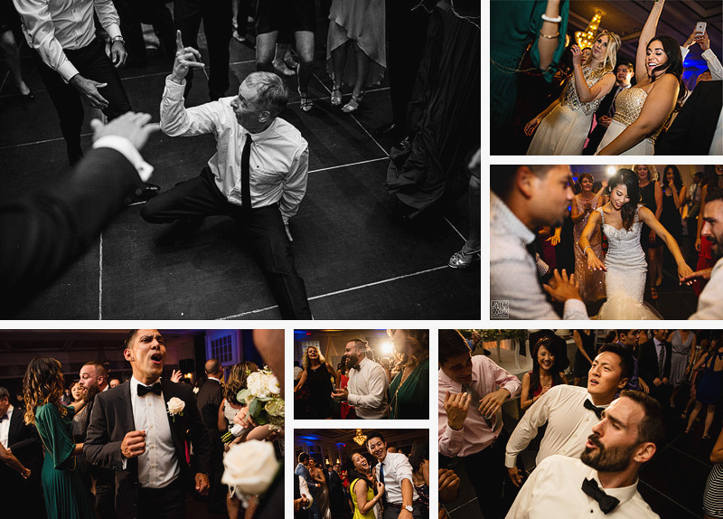plaza volare montreal wedding reception dancing