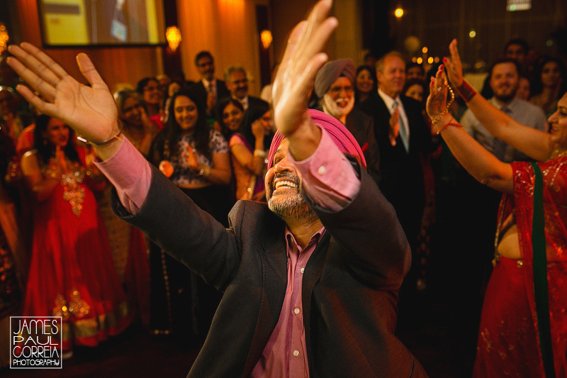 toronto south asian reception photographer
