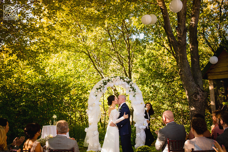 peterborough backyard wedding photographer