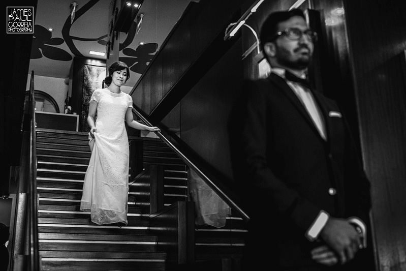 hotel le germain wedding first look