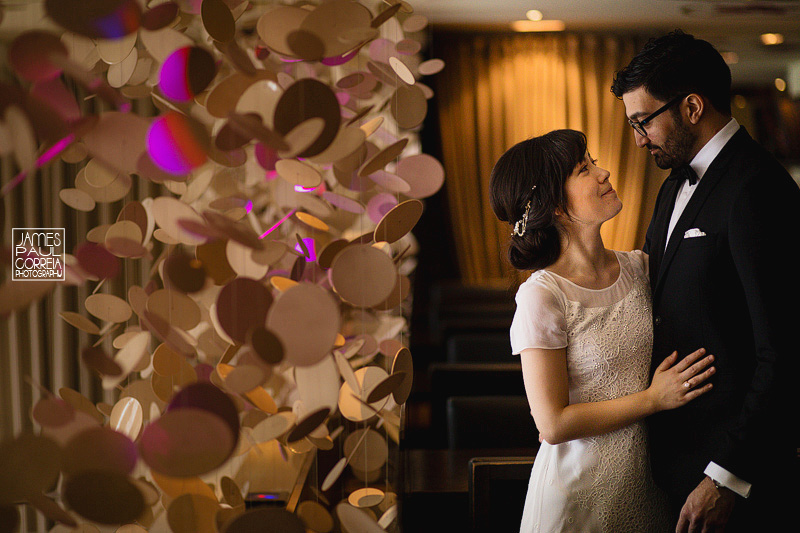 hotel le germain wedding photographer